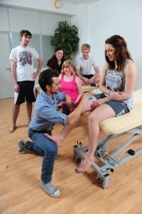 Fachschulen fŸr Physio- und Ergotherapie die medicoreha Akademie ist eine firmeneigene Fachschule in Neuss